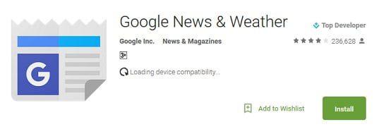 google news app download