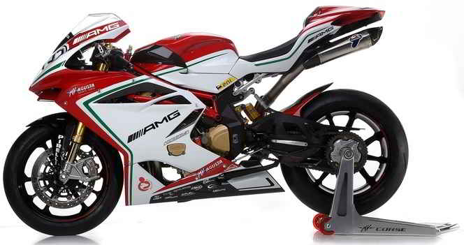 MV Agusta F4 RC