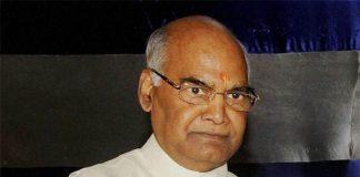 president of india ram nath kovind jiwan parichay
