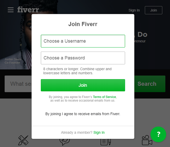 fiverr in hindi