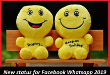 New Year status for Facebook Whatsapp 2019 hindi