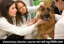 Veterinary Doctor course karna hai