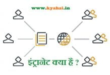 Intranet Kya hai Intranet Meaning in Hindi