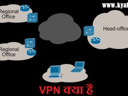 VPN Kya Hai VPN full form in Hindi
