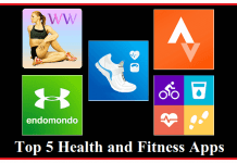 Top 5 Health and Fitness Apps for Android In Hindi